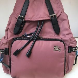 Authentic Burberry Medium Backpack-new